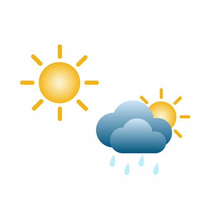 soleil-pluie