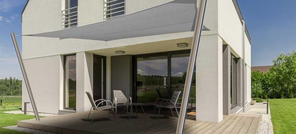 comment installer un voile d ombrage elegant comment installer un voile d ombrage terrasse. Black Bedroom Furniture Sets. Home Design Ideas